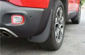 Fit For Jeep Renegade 2016 2019 Mud Flaps Splash Guard Wheel Fender Accessories