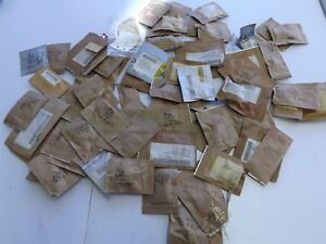 A1 Large Mixed Lot Nos Military 5905 Resistors Some Vintage