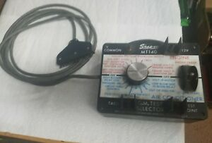 Snap On Mt140 Gm Test Selector Control Box 1978 Vintage