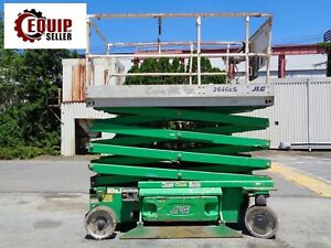 2007 Jlg 2646es Electric Scissor Lift 26ft Height