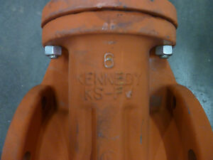 Kennedy Ks fw 6 Resilient Wedge Gate Valve 8701a