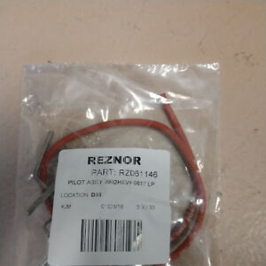 Reznor Part No 61146 Burner Pilot J992hxw9817 Lp