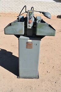 Used Hammond Carbide Tool Grinder Wd 6