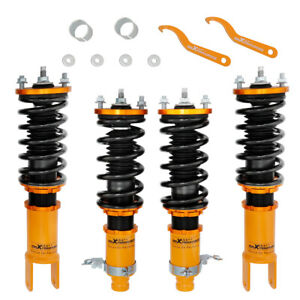 Coilovers Sets For Honda Civic 92 95 Eg Ej Eh 94 01 Integra Dc Db Adj Height