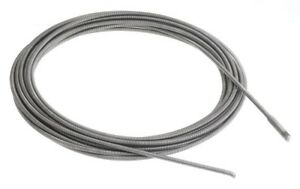 Drum Replacement Cable Part Cables Drain Snake Cleaner Sewer 3 8 In X 75 Ft Wire