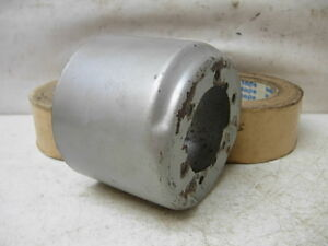 Real Gm 1969 75 Corvette Tilt Telescopic Column Steering Wheel Hub Cover Zo7