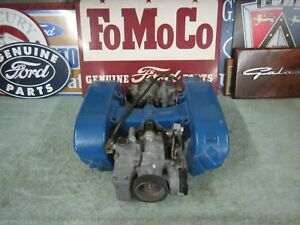 Ford Y Block Marine Duel Carb Intake 1955 1963 Complete
