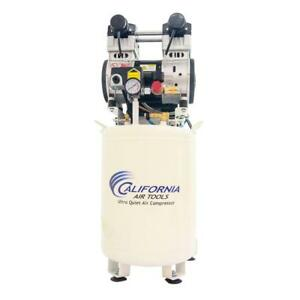California Air Tools 10020dc 22060 220 volt 10 gallon Steel Tank Air Compressor