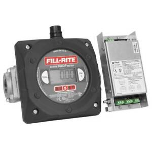 Fill rite 900cdp1 5 6 40 Gpm 1 1 2 inch Npt Thread Digital Pulse Output Meter
