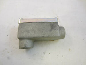 Crouse Hinds Oelb2 3 4 Explosion Proof Lb Fitting
