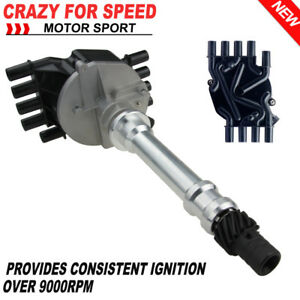 Ignition Distributor For 96 02 Chevy Gmc Pickup Truck Van Tahoe Yukon 5 0l 5 7l