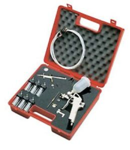 Touch up Spray Gun Autobody Decorating Kit New Demo