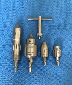 Hall Zimmer Series 3 4 Drill Attachments