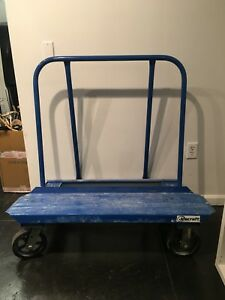 Brand New Jescraft Jobsite Equiptment Heavy Duty Drywall Cart For Sale