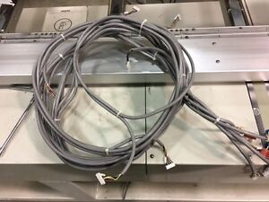 Power Supply Harness Brother Commercial Embroidery Machine Bes 960 S43014000