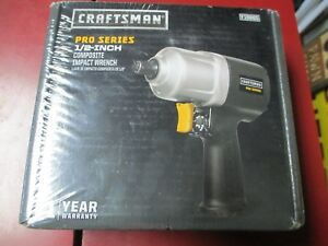 New Craftsman 19865 Pro Series 1 2 Composite Impact Wrench