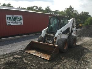 2005 Bobcat S250 Skid Steer Loader W Cab 2 Speed Coming In Soon