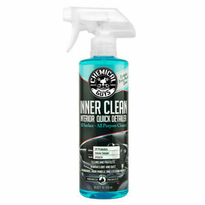 Chemical Guys Innerclean Interior Quick Detailer Protectant Baby Powder 16oz