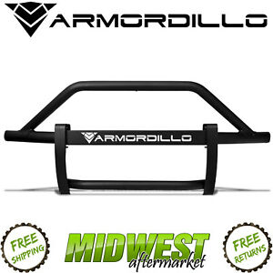 Armordillo Modular Rock Crawler Prerunner Bumper Guard For 2007 18 Toyota Tundra
