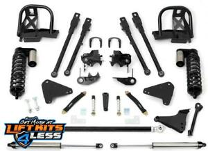 Fabtech 6 Lift Kit W fr Coilovers rr Shocks For 2000 2005 Ford Excursion