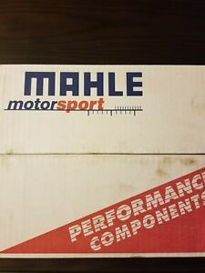 Ls1 Mahle Forges Pistons W Rings And Wrist Pins