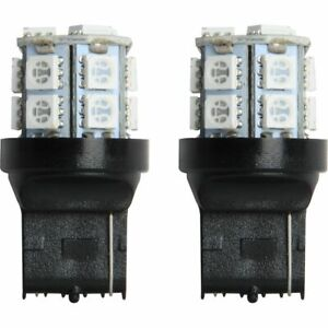 Pilot Automotive Smd Led Blue Light Bulb 7440 2 Pack