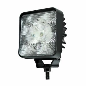 Pilot Navigator Heavy Duty Led Utility Light 4 25 X 4 25 Square Lens Clear