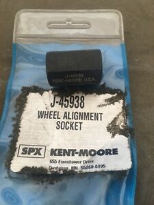 Kent Moore J 45938 Wheel Alignment Aligner Socket Tool