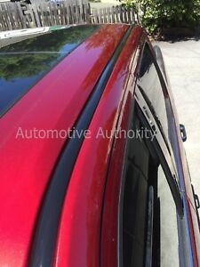 For 2000 2006 Toyota Tundra Black Roof Top Trim Molding Kit
