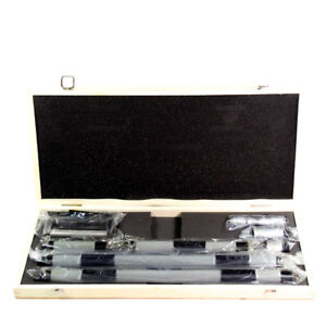 Mechanical Inside Tubular Micrometer 100 To 1300mm X 01mm Carbide Faces