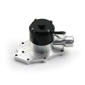 Ford 302 351c Cleveland 40 Gpm Slimline Electric Water Pump Polished