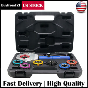 1500 Hydra krimp A c Hose Hydraulic Crimper Kit Air Conditioning System Us