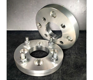 4x115 To 4x100 Us Made Wheel Adapters 1 Thick 12x1 5 Studs 74mm Bore X 4
