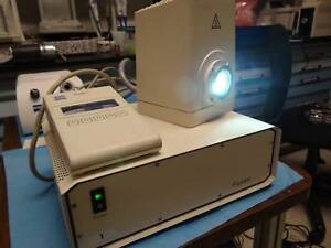 Zeiss Fluorarc Hbo 100 Light For Axio Microscopes W Pendant Low Hours Tested