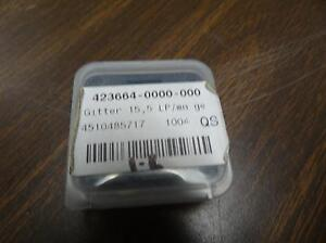 Zeiss Apotome Grid Gitter For Axio Imager L I 423664 New
