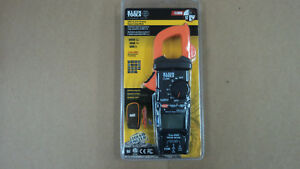 New Klein Tools Cl600 600a Auto Ranging Digital Clamp Meter Tough Meter