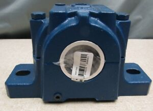 Skf Saf 510 Pillow Block Housing Two Bolt Split Pillow Block