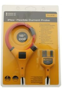 Fluke I2500 18 Iflex Flexible Current Probes 18 Length 2500a Ac New