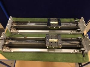 Brother Commercial Embroidery Machine Feed Y Mechanism 6 Head Complete Y axis