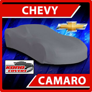 Chevy Camaro 2010 2015 Car Cover 100 Waterproof 100 Breathable 100 Uv Rays