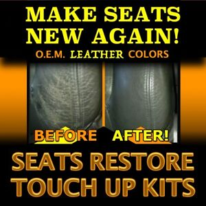 Leather Seat Coloring Kits All Vw volkswagen Models Passat jetta bettle cabrio
