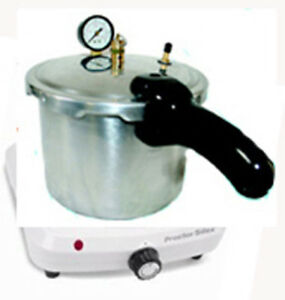 Dental Pressure Pot 8 Quart With Heater ov106 ov120