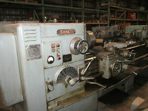 20 X 72 Sidney Engine Lathe