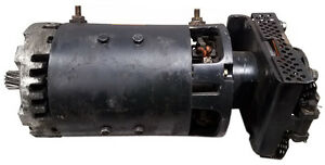 Crown Forklift Rc3020 30 Dive Motor P n 020094