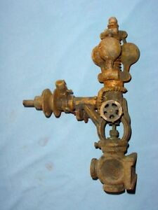 3 4 Hit Miss Gas Steam Engine Governor Bessemer Oil Field