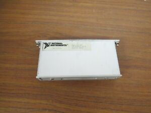 National Instruments Scxi 1320 Module
