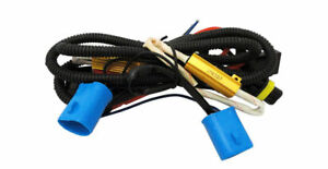 9007 Hid Relay Wiring Harness For Xenon Conversion Kit 2 50w Resistor