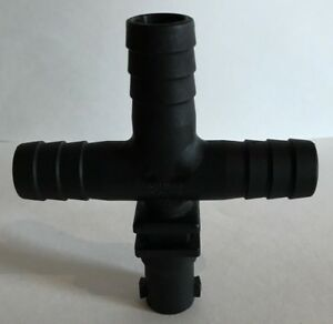 New 3 4 Triple Quick Teejet Nozzle Body For Dry Boom 18721 113 785 nyb