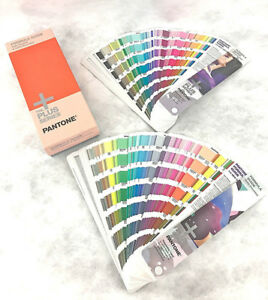 Pantone Plus Formula Guides Box Solid Coated Solid Uncoated Books