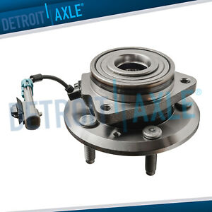 Front Wheel Bearing Hub For 2012 2013 2014 2015 Chevy Captiva Sport 2 4l 3 0l